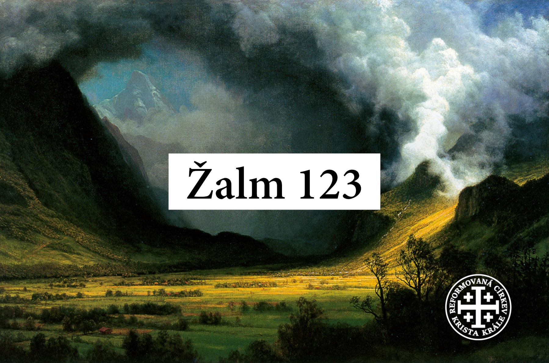 Žalm 123